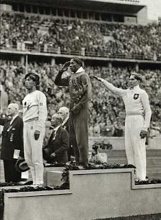 Jesse Owens Gold Medal