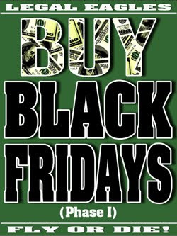 BUY BLACK FRIDAYS