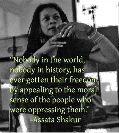 Nobody In The World Assata