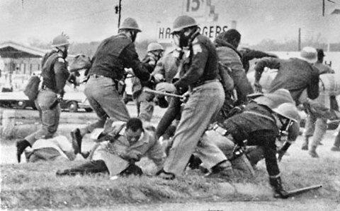 Selma March 7, 1965