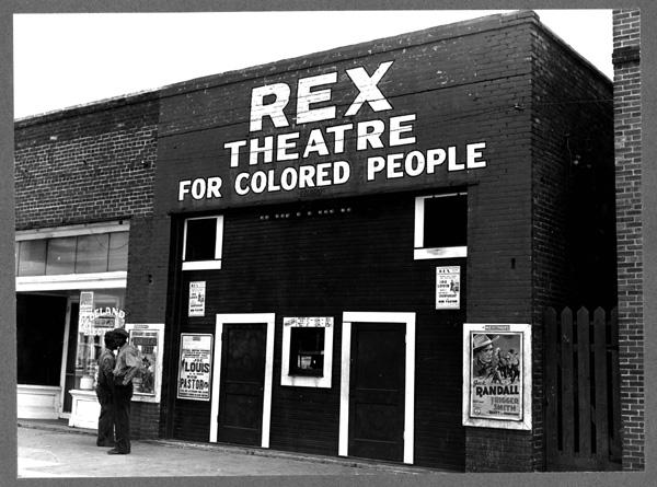 Rex Theatre Leland Mississippi