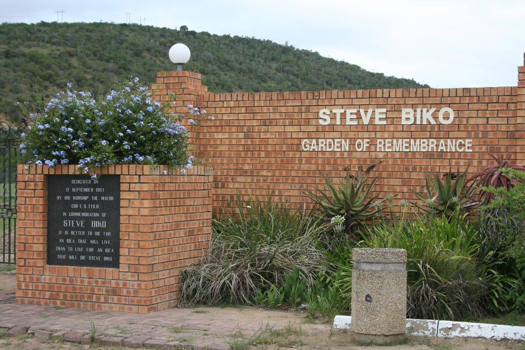Steve Biko Garden Of Remembrance