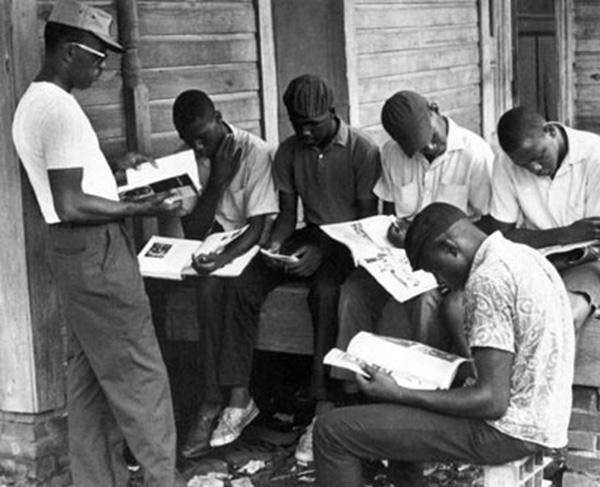 Black Men Study Group
