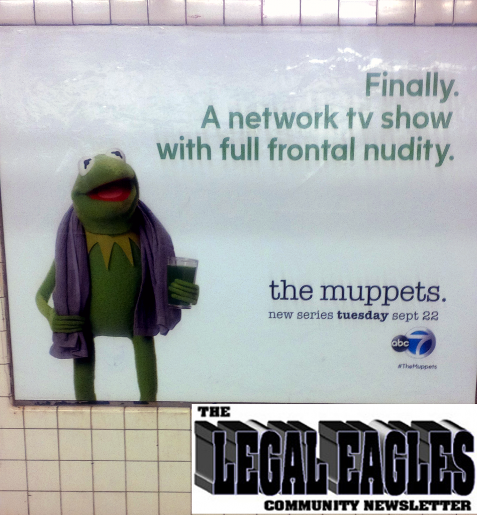 Kermit Muppets Ad