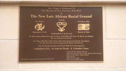 East NY African Burial Ground