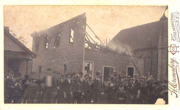 Wilmington Race Riot 1898