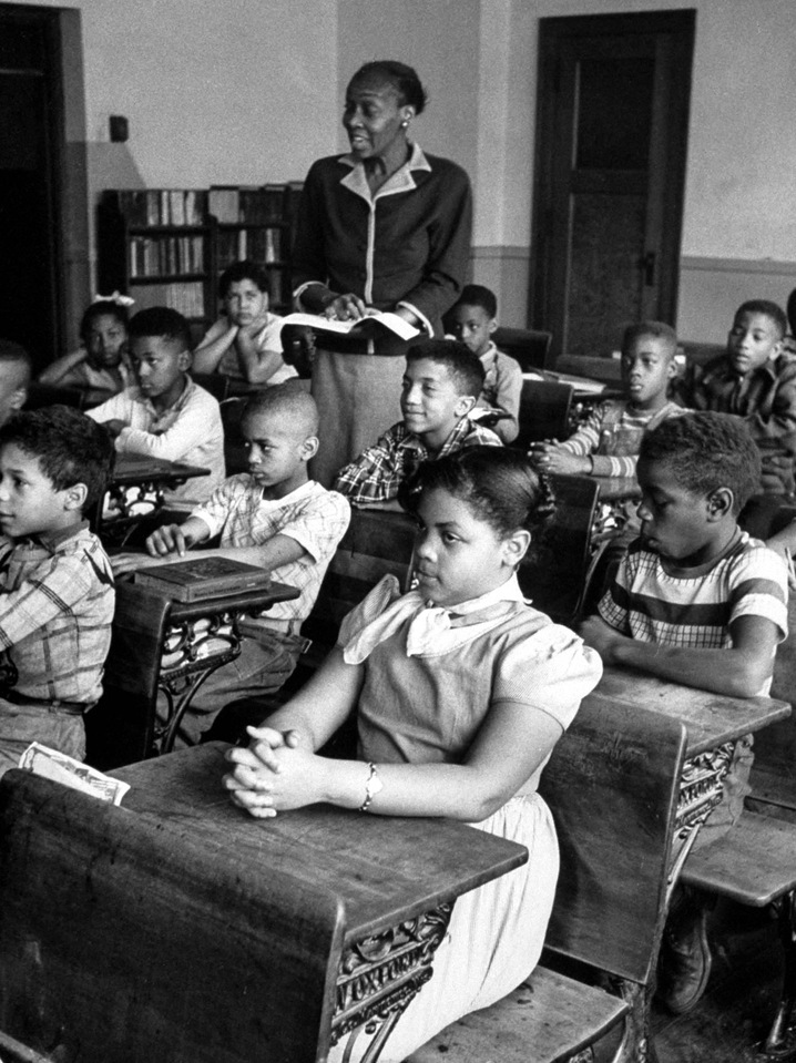 Black Segregated School