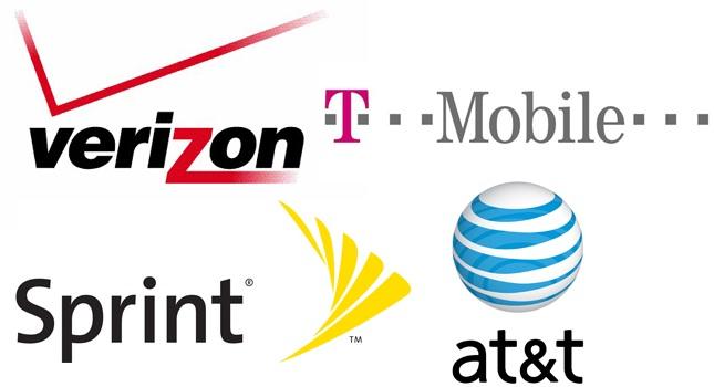 Four Cellphone Companies