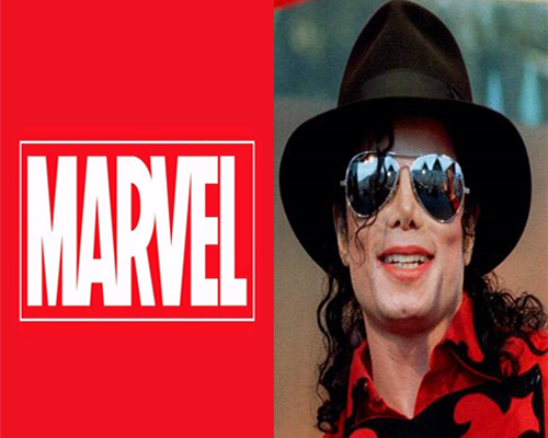 Marvel Michael Jackson